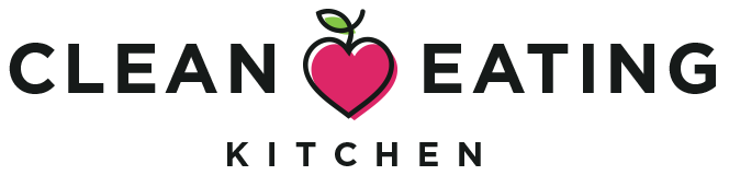 Clean Eating Kitchen Logo