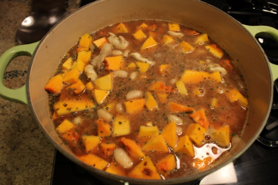 Creamy Butternut Squash Soup from Carrie on Living   www.cleaneatingkitchen.com