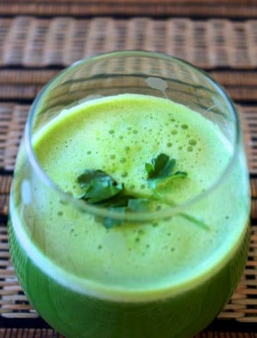 Celery Zinger Juice