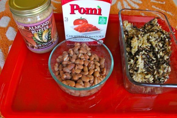 Easy Tomato Collard Wraps (Vegan & Gluten-Free)