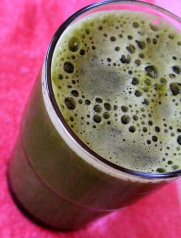 Watermelon & Kale Juice