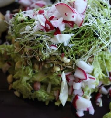 Avocado Coleslaw Dressing