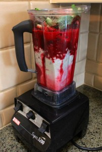 Veggie Juice Smoothie