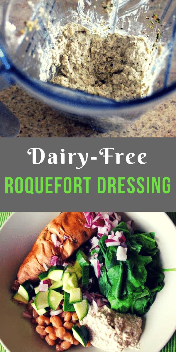 Dairy-Free Roquefort Dressing