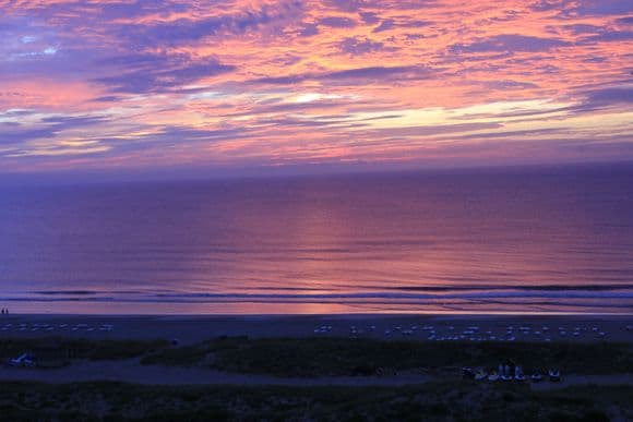 Sunrise over Amelia Island, FL.