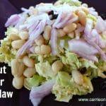 Peanut Butter coleslaw