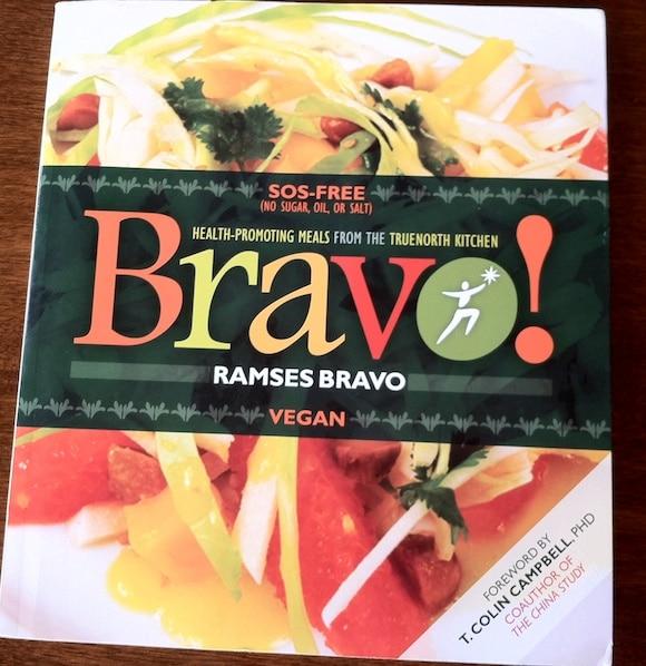 Chef Bravo's cookbook.