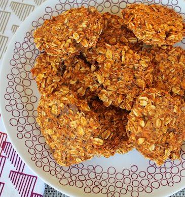 My Superfood Smoothie Stash & Sweet Potato Cookies