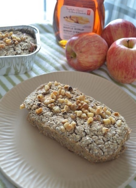 Buckwheat and Quinoa Apple Maple Bake from Your Healthy Place