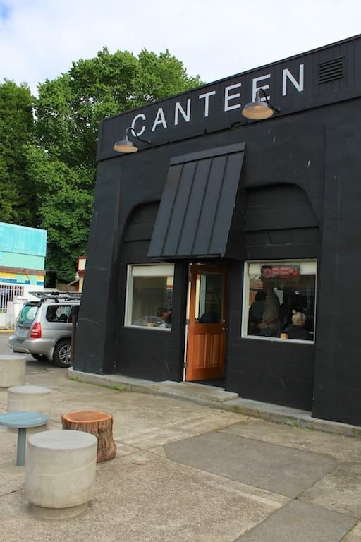 Canteen in Portland