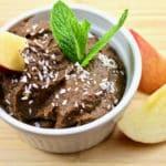 Chocolate Sweet Dessert Hummus