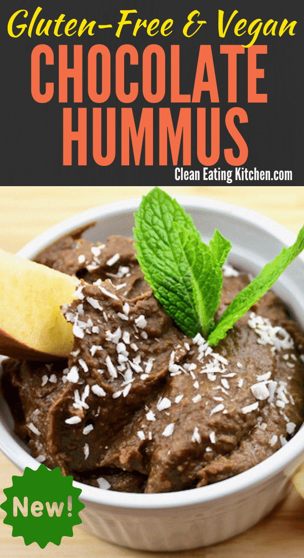 Chocolate Dessert Hummus