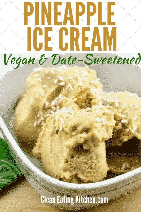 Tropical Island Ice Cream Vegan