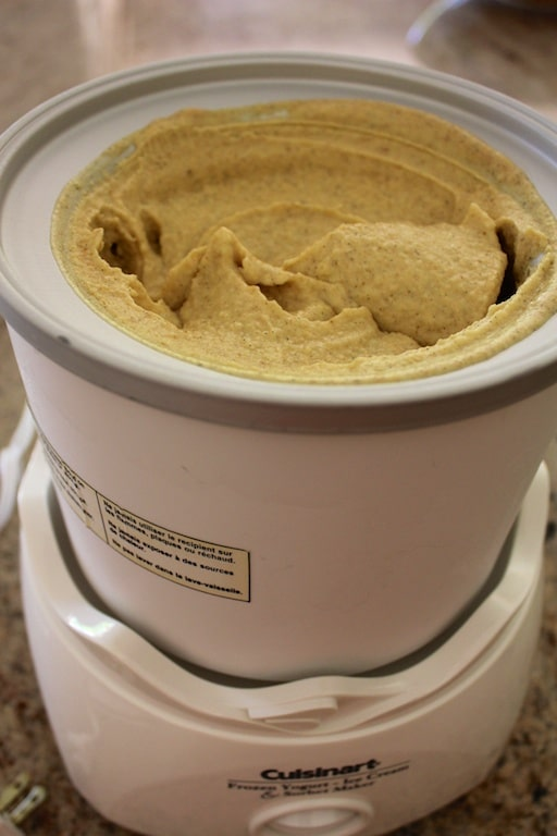 Dairy-Free Tropical Ice Cream from Carrie on Living | www.cleaneatingkitchen.com