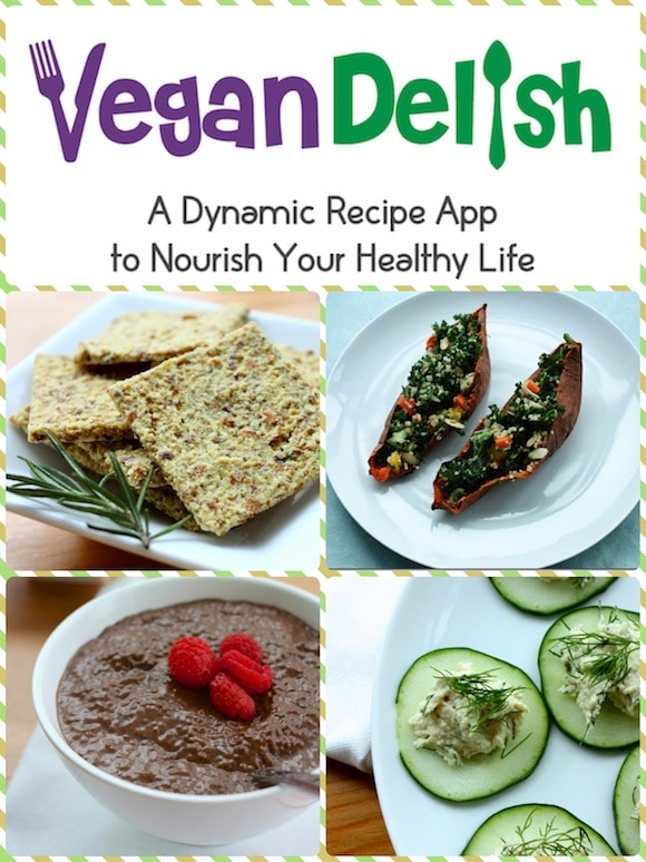 Recipes from Choosing Raw contributed to Vegan Delish.