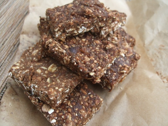 Healthy Clif Bars from Powered by Peanut Butter