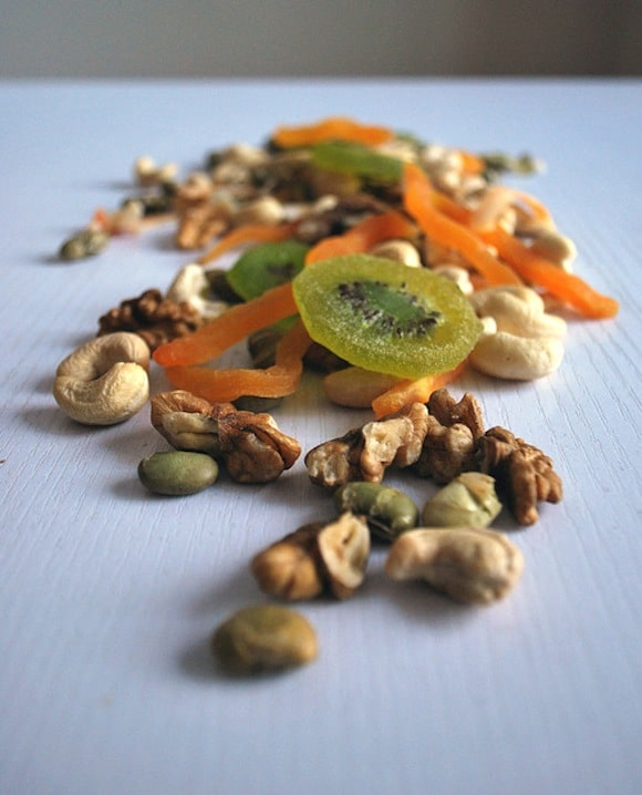 Minimalist's Ultimate Trail Mix from Eat Well. Party Hard.