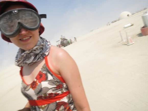 What I Ate at Burning Man from The Taste Space