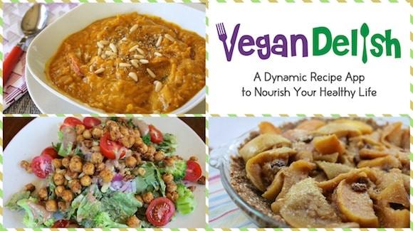 Vegan Delish Fall recipes