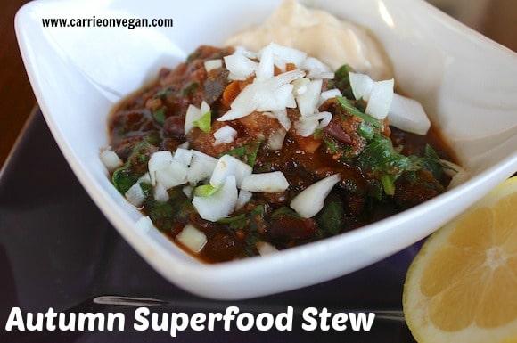 Autumn Superfood Stew