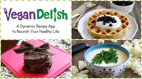 Recipes on Vegan Delish from The Healthy Family & Home