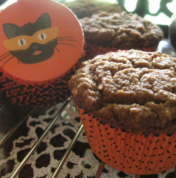 Gingerbread Muffins from Sometimes I Miss the Sky