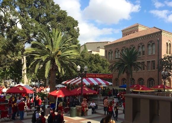 USC homecoming