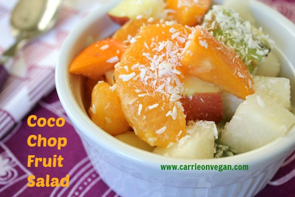 Coco Chop Fruit Salad