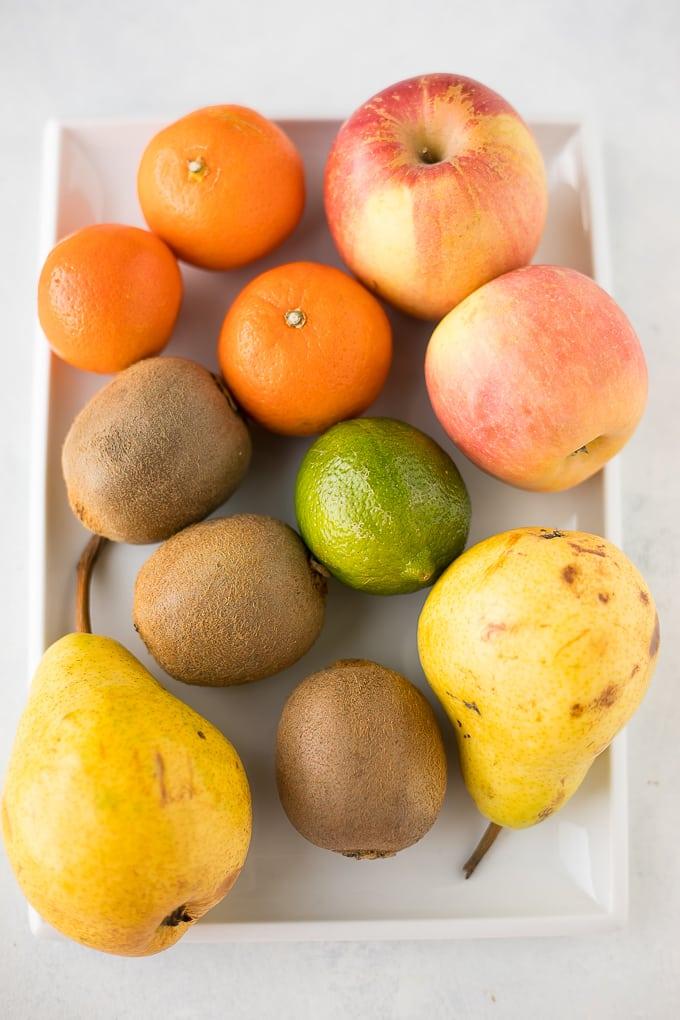 easy healthy fruit salad ingredients