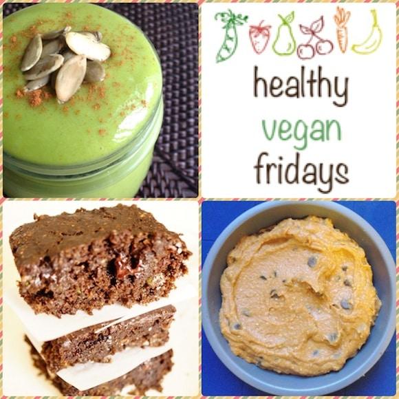 Healthy Vegan Friday Warm Flavors of Fall