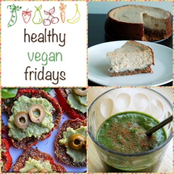 Healthy Vegan Friday recipes
