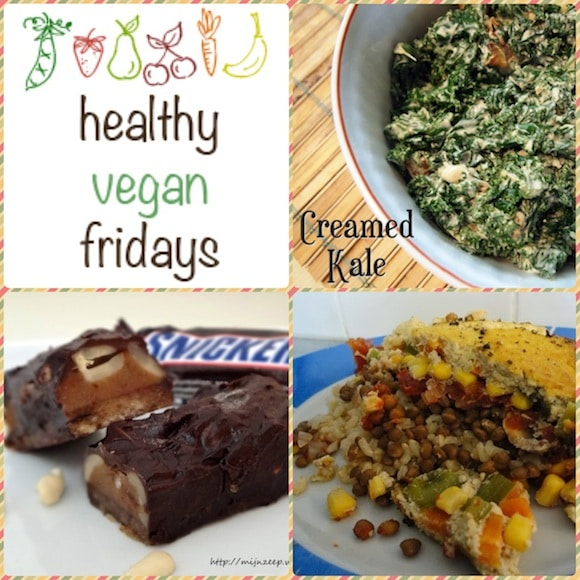 Healthy Vegan Friday Holiday Flavors round-up