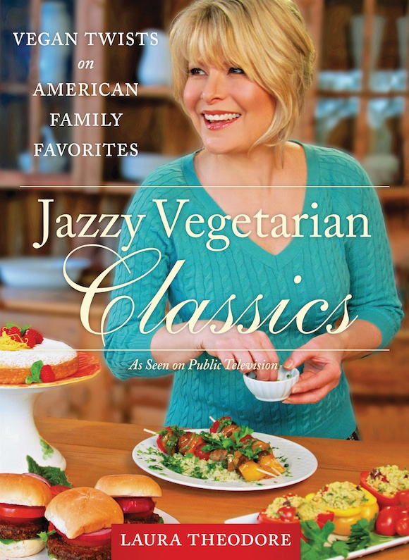 Jazzy Vegetarian Classics book cover