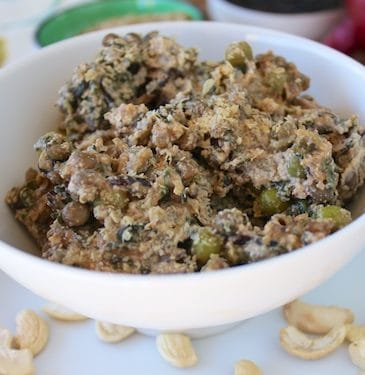 Spinach, Lentil, & Wild Rice Casserole Featured on Fooducate