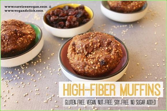 High-Fiber Muffins