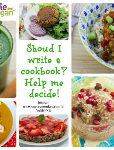 Cookbook Idea Update