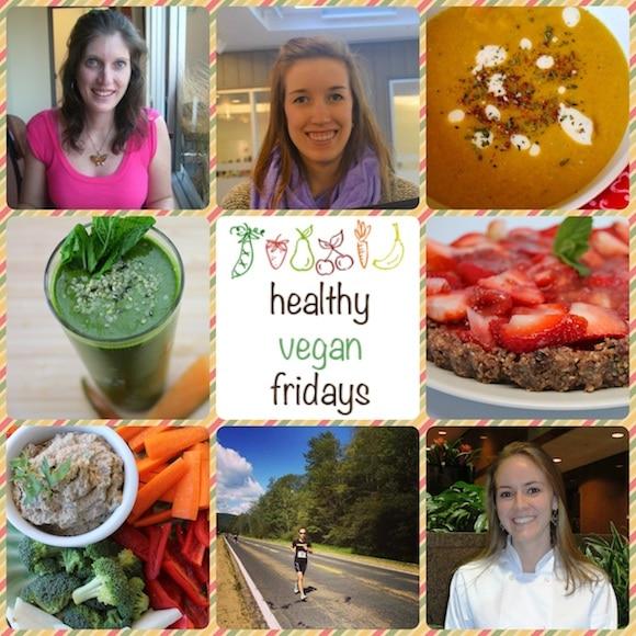 Healthy Vegan Friday re-launch