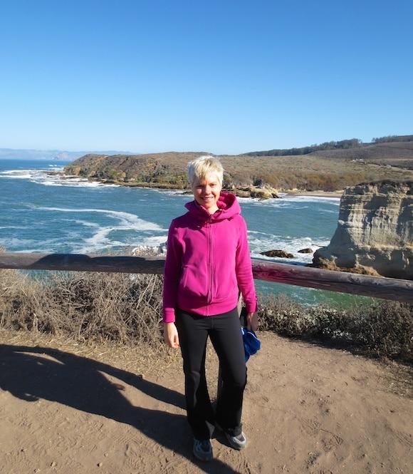 Hiking in Morro Bay, CA | www.carrieonvegan.com