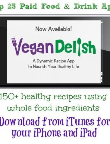 My New Vegan Blog