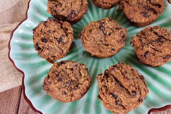 Vanilla Crunch Muffins from Carrie on Vegan | www.carrieonvegan.com