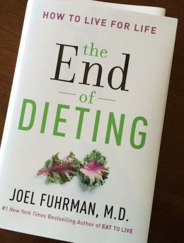 The End of Dieting giveaway | www.carrieonvegan.com