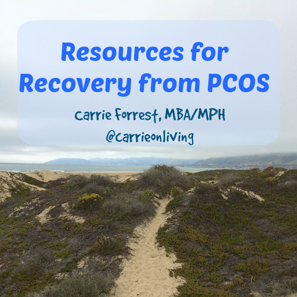 Natural Resources for Recovery from PCOS