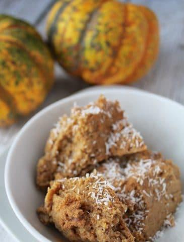 Date-Sweetened Pumpkin Custard (Gluten- and Dairy-Free)
