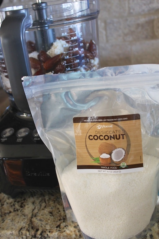 Raise Health Coconut Pulp Cookies from Carrie on Living | www.cleaneatingkitchen.com