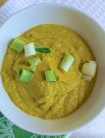 Green Dream Broccoli Soup Recipe