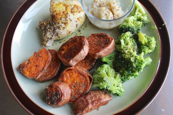 Slow Carb Eats from Carrie on Living | www.cleaneatingkitchen.com