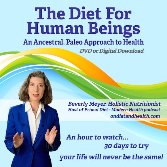The Diet for Human Beings DVD cover image
