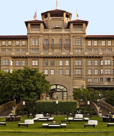 Langham Huntington Hotel in Pasadena