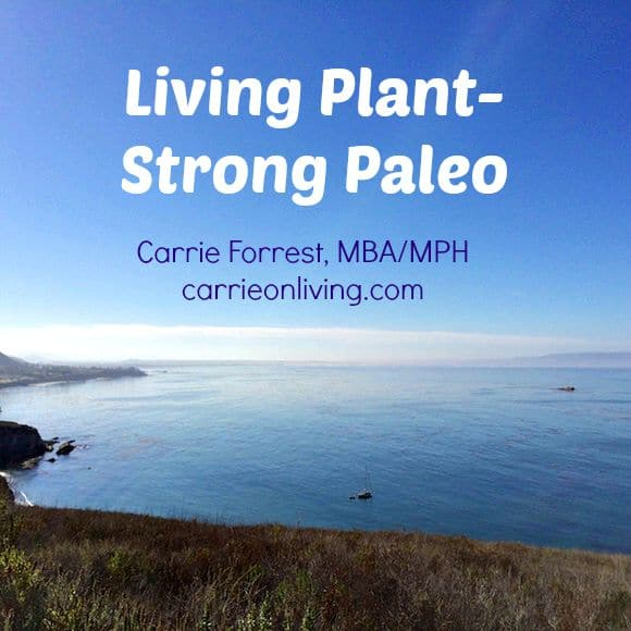 Living Plant Strong Paleo