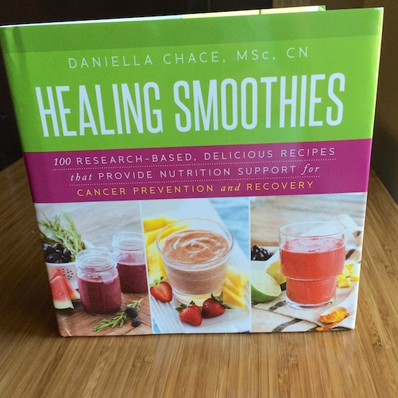 Healing Smoothies book cover